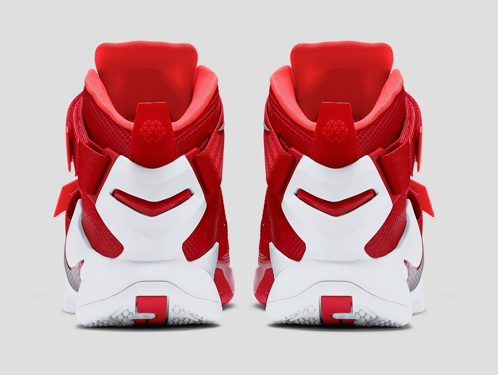 295e2646ed359 ... I Guess You Can Call These Ohio State LeBron Soldier 9s ...