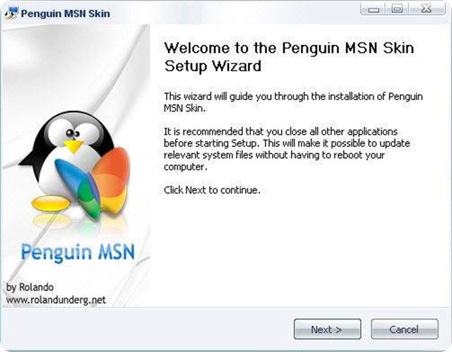 penguin-msn-skin-3