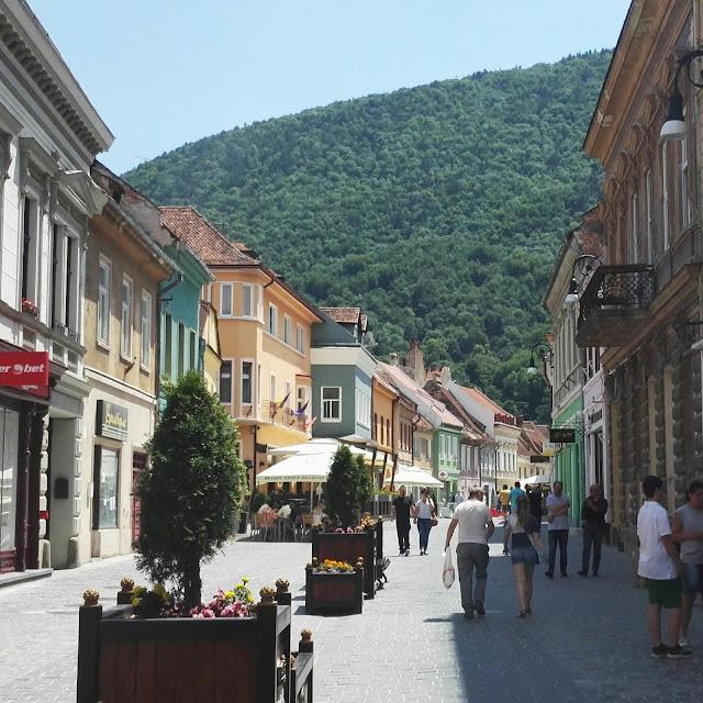 Brasov ja Romania matkakohteena / Kiehtova Itä-Eurooppa