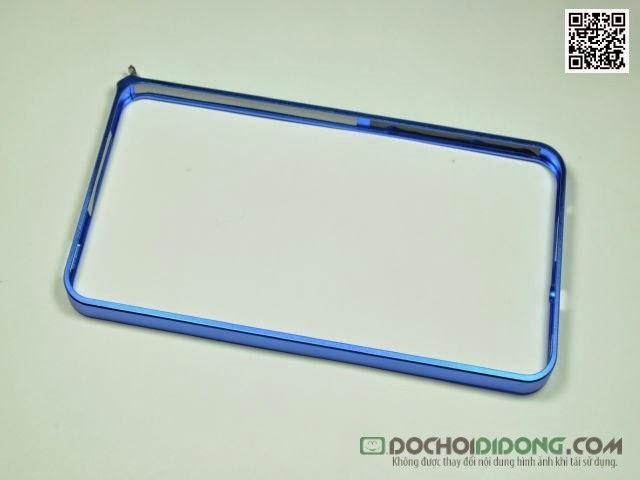 Ốp viền HTC Desire 816 nhôm nhiều màu