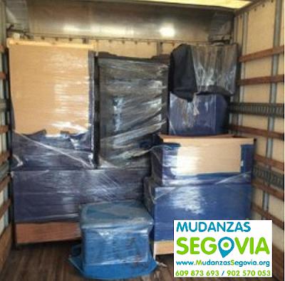 Transportes Villaverde de Íscar Segovia