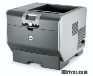 Get Dell 5310n Printer driver and add printer on Windows XP,7,8,10