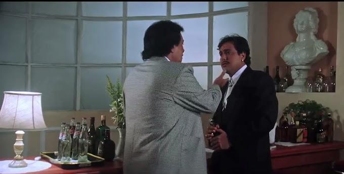 Naseeb Movie Dialogues in Hindi English || Govinda || Naseeb Movie All Dialogues ||