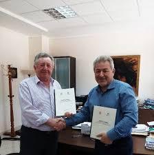 Κοινή συνέντευξη τύπου του Προέδρου του ΟΛΗΓ και του Δημάρχου Ηγουμενίτσας