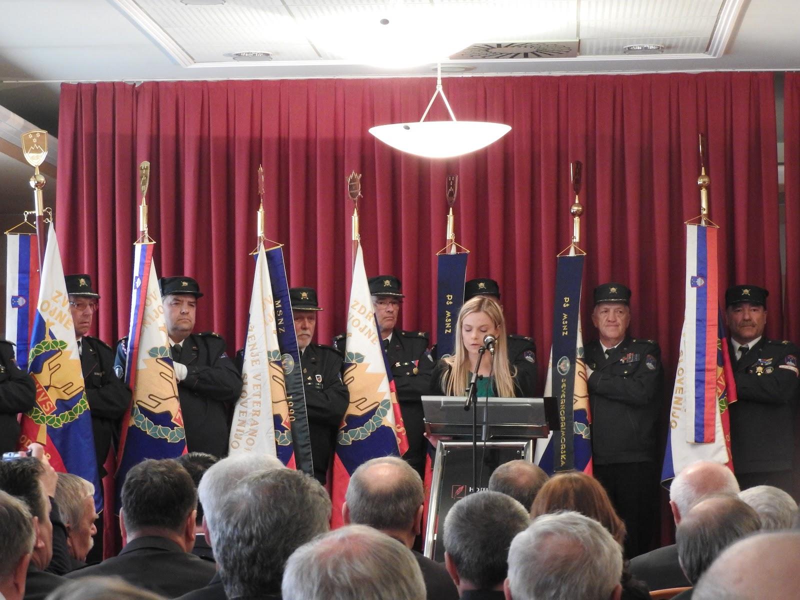 Glavni zbor veteranov ZVVS v Murski soboti