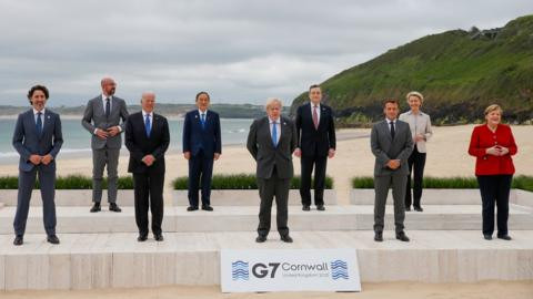 China denounces G7, accuses the group of 'political manipulation'