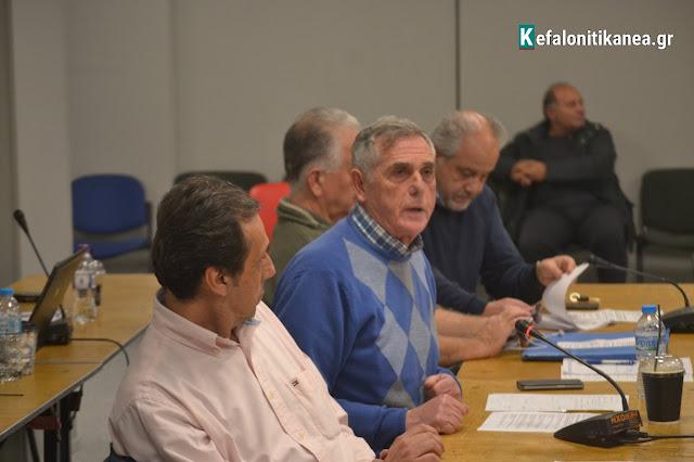 Προσφυγή κατά της απόφασης του δημοτικού συμβουλίου για τη διάσπαση