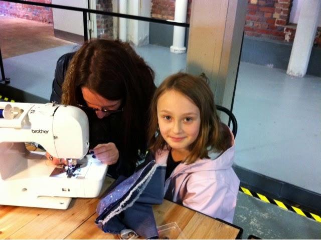 Cours de couture la manuf marche tissus