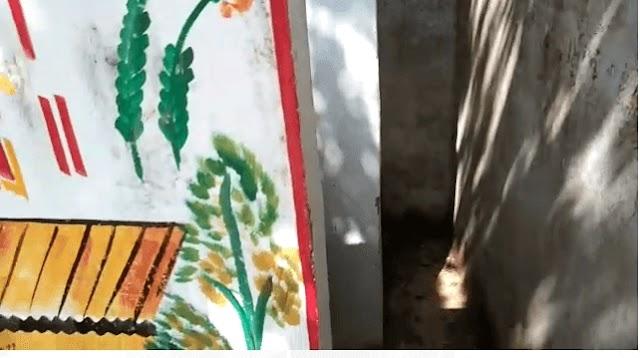 ग्राम प्रधान व सचिव सरकार को लगा रहे लाखों रुपए का पलीता ग्रामवासी बेबस