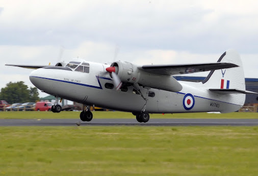 This Day in Aviation History November 21st, 1952 First flight of the Percival Pembroke.  The Percival...