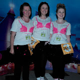 WWW.ENTSIMAGES.COM -    Jo, Emma and Olivia Munro taking part in    The MoonWalk London May 11th 2013                                                   Photo Mobis Photos/OIC 0203 174 1069