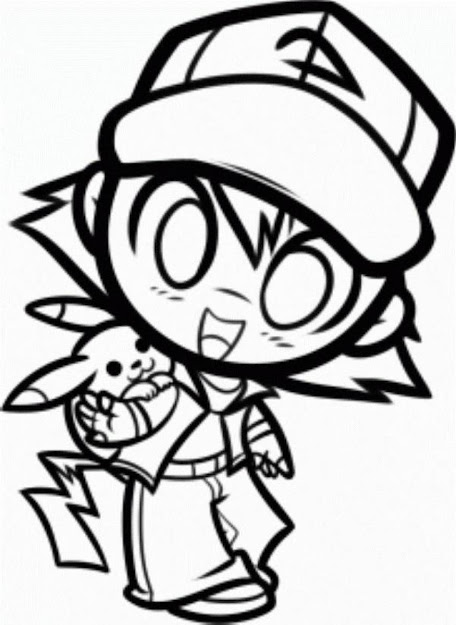 Pokemon Pikachu Coloring Pages Pikachu Coloring Pages And Book Throughout  Amazing Pokemon Emerald Coloring Pages