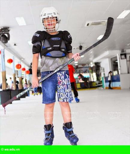 Hình 10: Trượt băng nghệ thuật Việt Nam Funclub - điểm đến thú vị của giới trẻ