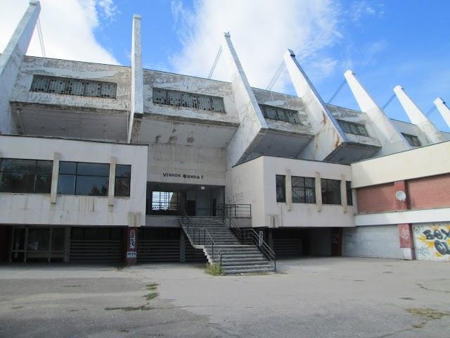 """Lokomotiv"" stadium"