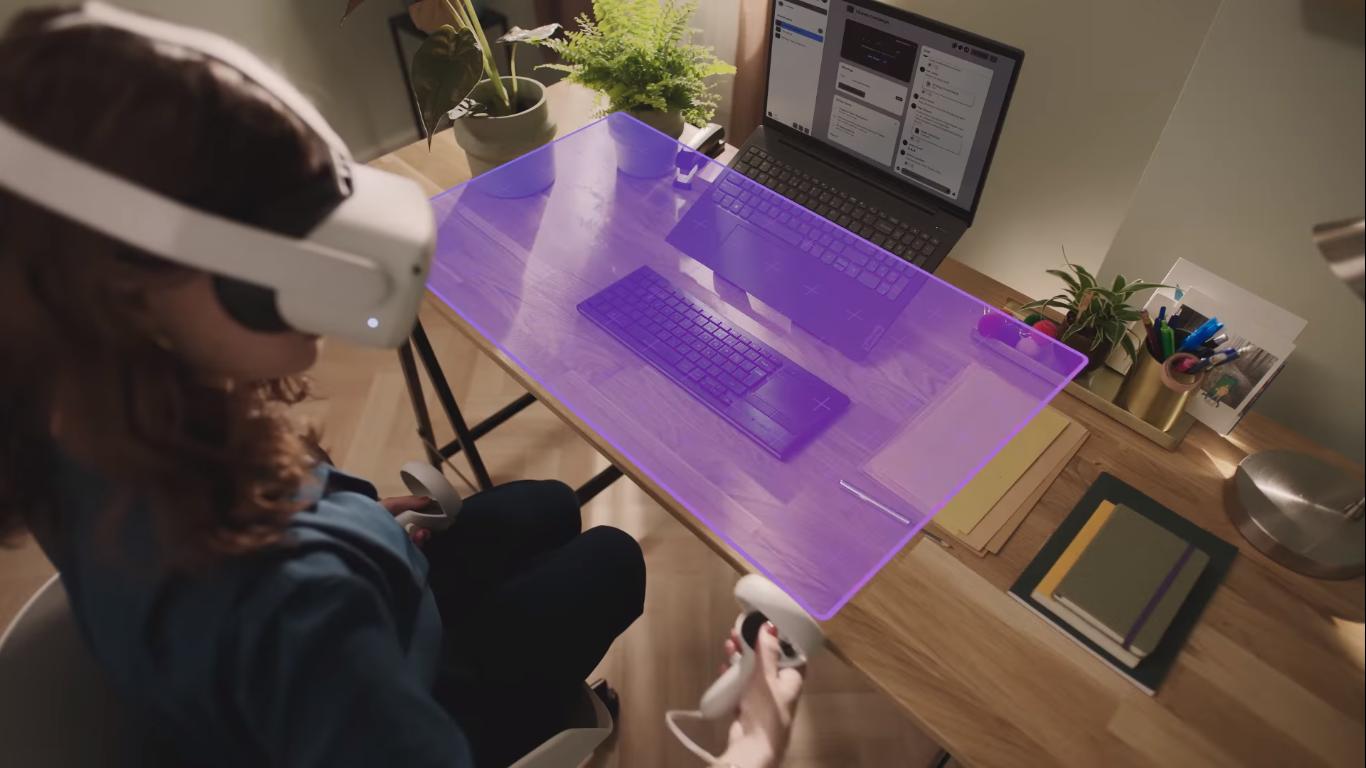 Facebook переносит офис в виртуальную реальность с помощью Horizon Workrooms