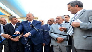 Oran: entrée en service de la station de dessalement de l'eau de mer d'El Macta