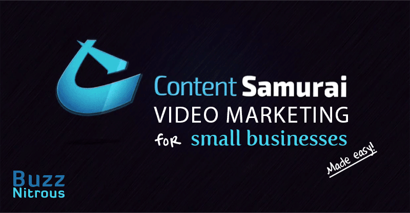 Content Samurai Review: Video Marketing for Small Businesses