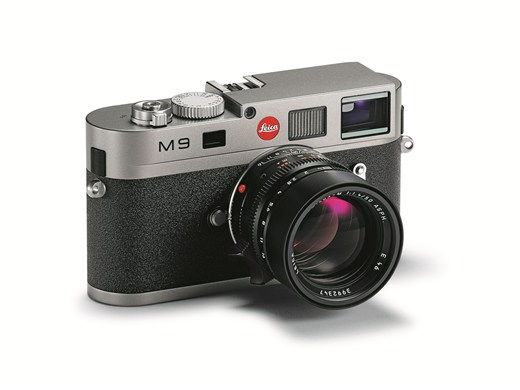 Leica M9 and Lightroom 4