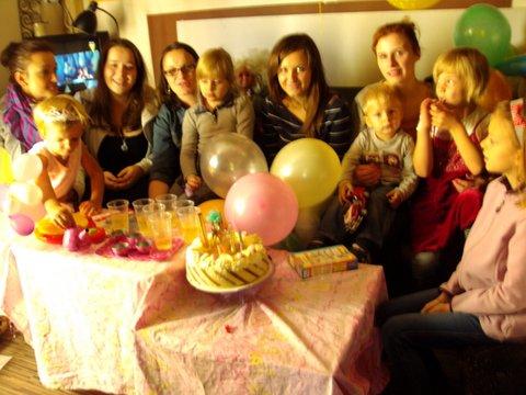 urodziny Roksanki