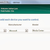 XBMC Remote Selection (for Intel NUC)