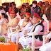 भूपेंद्र यादव के स्वागत में पहुंचे मुख्यमंत्री ने की महत्वपूर्ण घोषणा