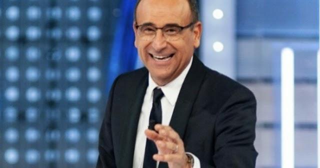"""Firenze, Carlo Conti ricoverato rassicura tutti: """"Tranquilli, sto bene"""""""