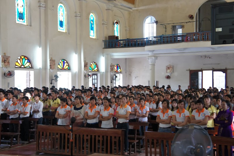Lễ Quan Thầy Sinh Viên Công giáo Vinh: Đức Tin Hành Động