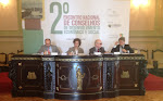 Foto da minha participação em painel no 2º Encontro Nacional de Conselhos de Desenvolvimento Econômico e Social. Hoje no Palácio Piratini