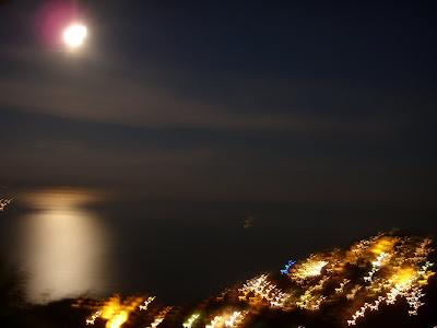 下界の夜景