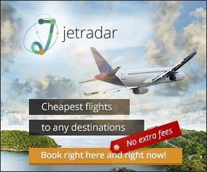 Jetradar searches travel and airline sites to help you find cheap flights at best prices