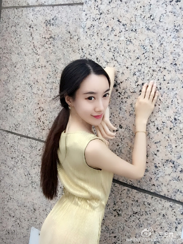 Wang Yifei China Actor