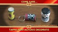 Tappo Portachiavi