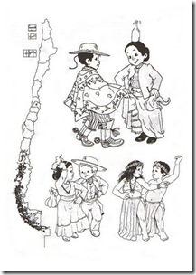chile fiestas patrias dibujos niños (17)