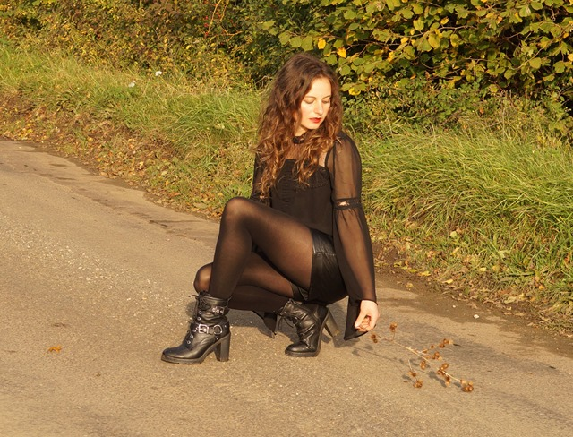 Heist best black tights review
