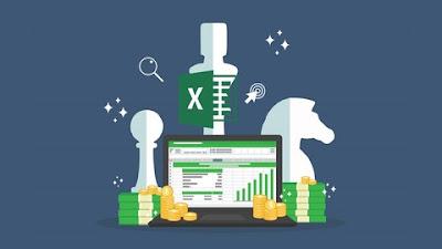 دورة في مايكروسوفت اكسل لتعلم التمويل والمحاسبة والتحليل المالي