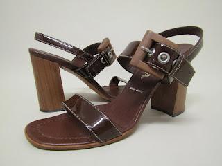 Prada Chunky Sandals