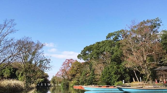 26日本九州自由行 日本威尼斯 柳川遊船  蒸籠鰻魚飯  みのう山荘-若竹屋酒造場