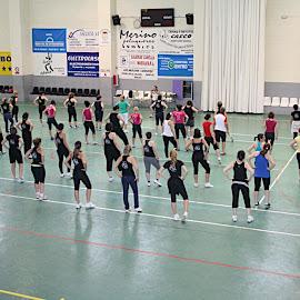 Maratón de Aerobic