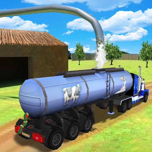 Milk Supply Tanker Simulator