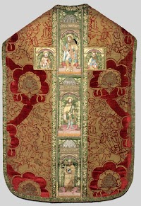 Some Fifteenth Century Chasubles