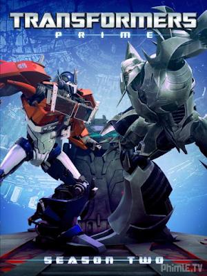 Phim Robot Đại Chiến Serie 2015 - Transformers: Prime (2015)