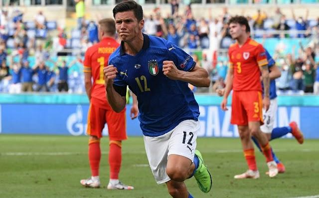 3/3 η Ιταλία, προκρίθηκαν μαζί της Ουαλία-Ελβετία