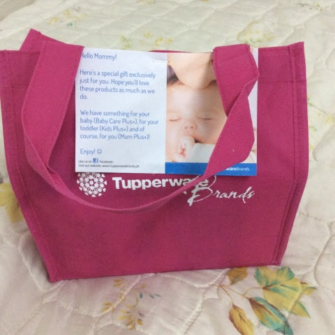 {Tupperware Brands PH} Baby Care Plus and More + Review