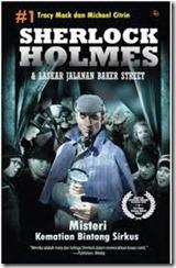 Sherlock Holmes & Laskar Jalanan Baker Street