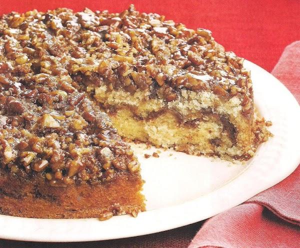 Cinnamon Roll Coffee Cake Recipe