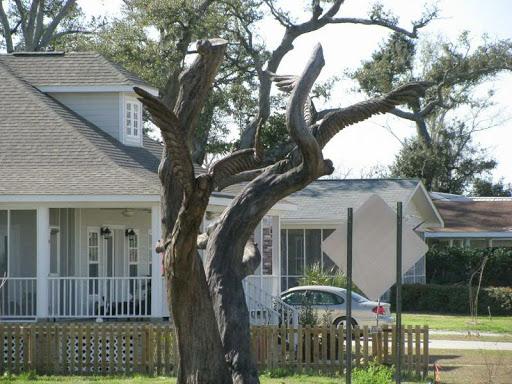Thanks, Katrina: Update On Highway 90 Sculptures