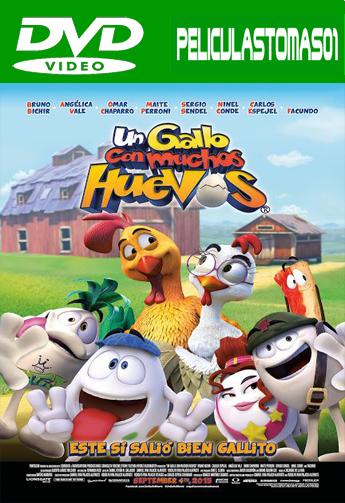 Un gallo con muchos huevos (2015) DVDRip