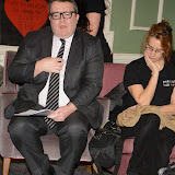 OIC - ENTSIMAGES.COM - Tom Watson at the One Billion Rising For Justice Photo Call at The House of St Barnabas London 10th February 2015 Photo Mobis Photos/OIC 0203 174 1069
