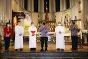 Pastikan Keamanan Minggu Paskah, Kapolri Roadshow ke Sejumlah Gereja di Jakarta