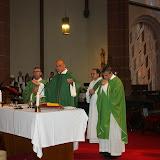 Verabschiedung von Pater Josip Kulovic und Einführung von Pater Peter Cirko